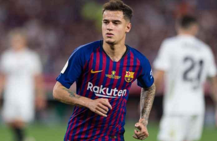 Philippe Coutinho Benar-benar Sudah Tak Dianggap, Barcelona Berikan Nomornya pada Pemain Akademi