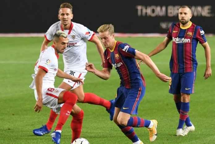 Ronald Koeman Berharap Barcelona Diperkuat Duo De Jong Musim Ini