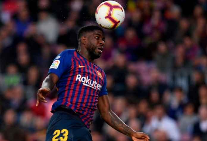 Barcelona Terima Tiga Tawaran, Semua Ditolak Samuel Umtiti Karena Bukan Tim Papan Atas