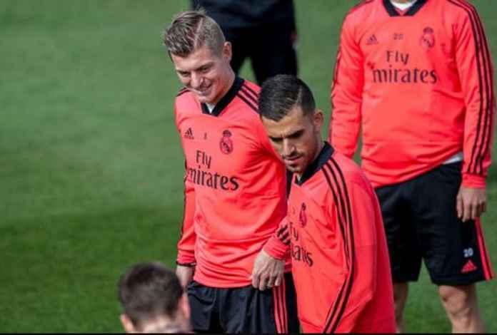 Real Madrid Dibekap Cedera Jelang Bergulirnya Musim Baru