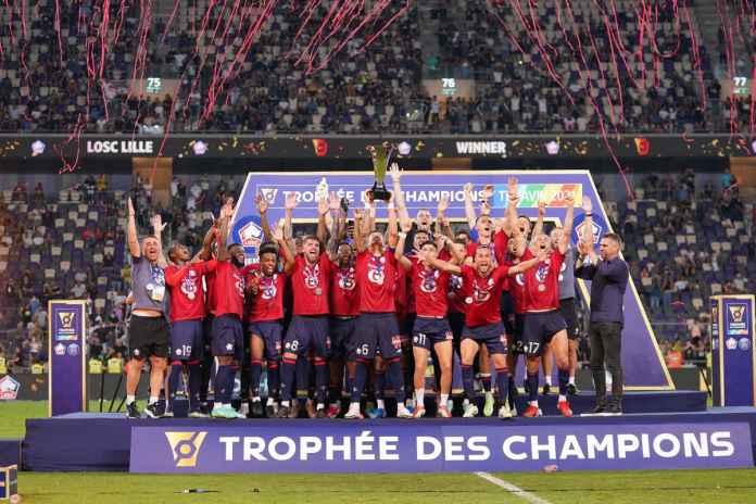 Lille Lumat PSG, Gourvennec Dedikasikan untuk Galtier