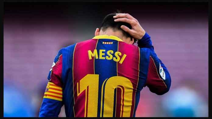 Kejutan Pagi Ini, Lionel Messi Tak Perpanjang Kontrak di Barcelona! Klub Resmi Ucapkan Selamat Tinggal