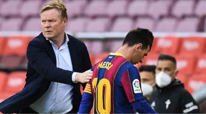 Lima Klub yang Bisa Rebut Lionel Messi, Menghibur Hatinya Dari Kesedihan Berpisah Dengan Barca
