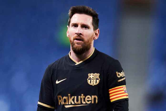 Lionel Messi dan Musim Terbaiknya di Barcelona
