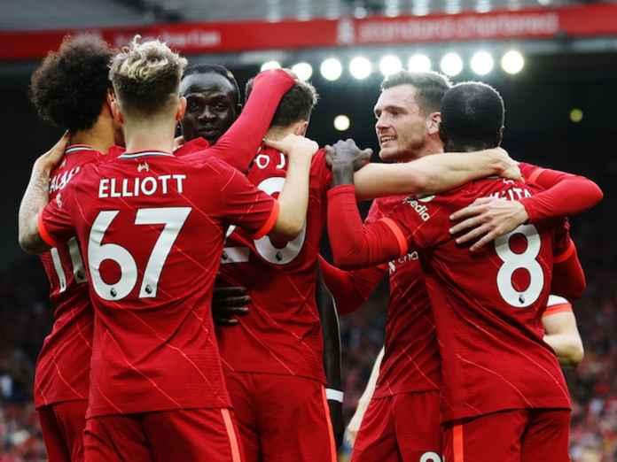 Liverpool Bisa Sulitkan Man City di Liga Inggris 2021/22