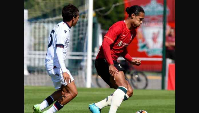 Jersey Mirip Man Utd, Liverpool Menangkan Dua Laga Ujicoba 1x60 Menit Lawan Bologna
