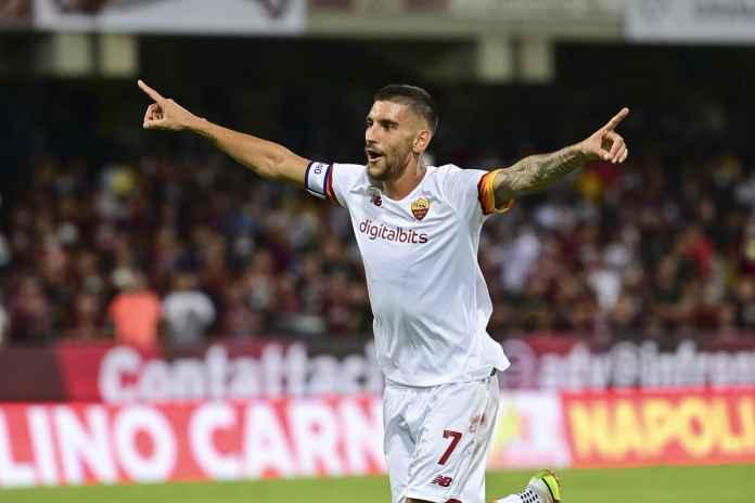 Lorenzo Pellegrini Ungkap Harapannya di Roma