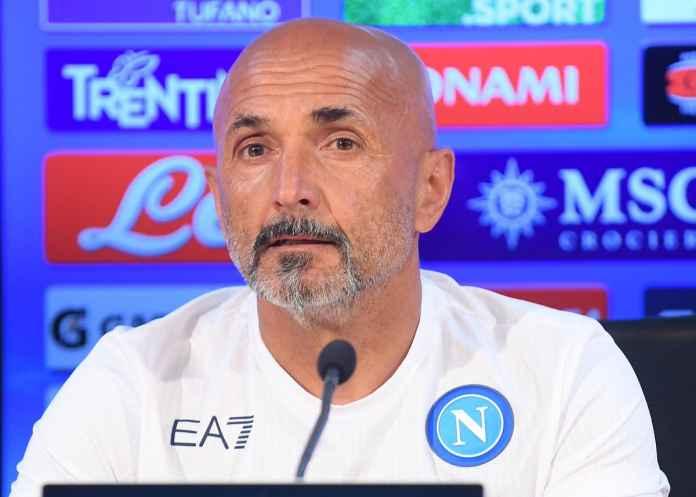 Luciano Spalletti Bersemangat Latih Napoli