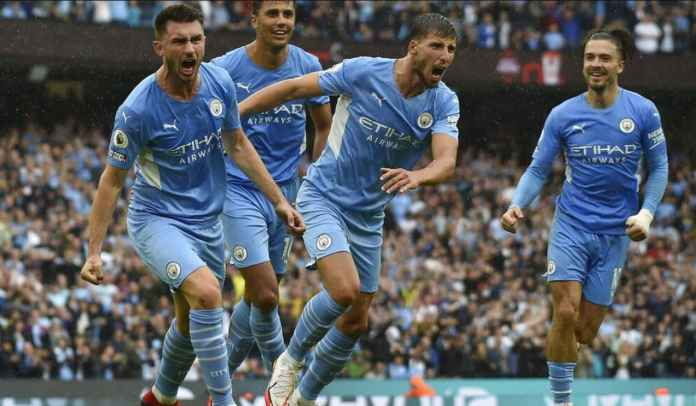 Begini Reaksi Para Pemain Man City Begitu Tahu Klubnya Sedang Kejar Cristiano Ronaldo