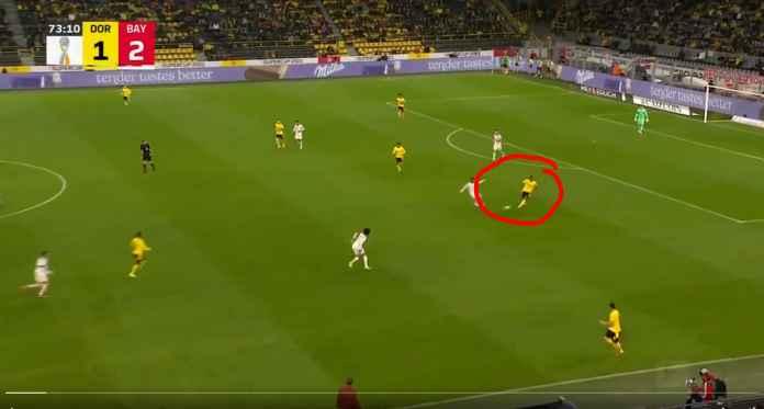 Lihat Kesalahan Tak Termaafkan Dari Pemain Swiss 26 Tahun Ini Akhiri Harapan Dortmund Tadi Malam