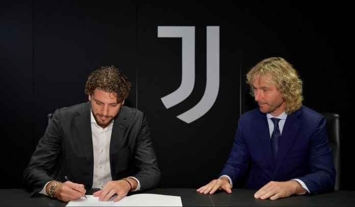 RESMI! Juventus Umumkan Transfer Manuel Locatelli dari Sassuolo