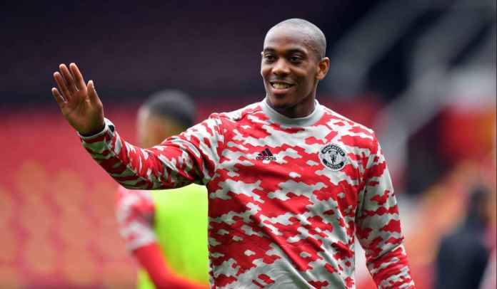 Manchester United Siap Jual Anthony Martial ke Inter Milan Seharga 1 Trilyun