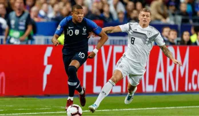 Toni Kroos Mengaku Tak Terkejut Jika Real Madrid Datangkan Kylian Mbappe