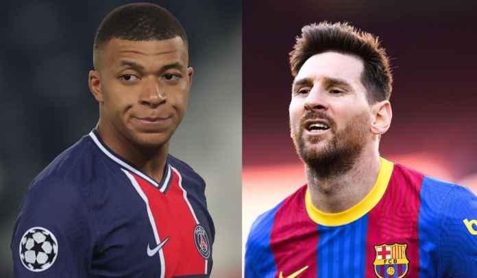 PSG Optimis Pertahankan Kylian Mbappe Setelah Mendatangkan Lionel Messi