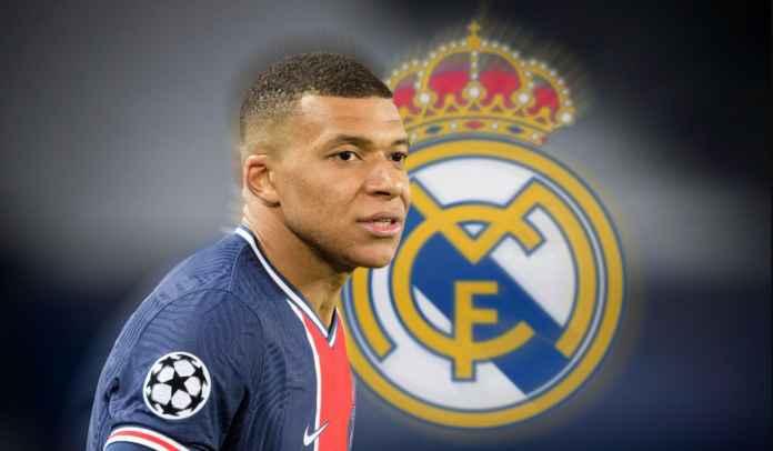 BREAKING NEWS : Real Madrid Hentikan Perburuan Kylian Mbappe, Tunggu Setahun Lagi