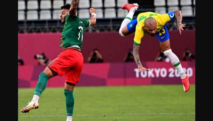 Hasil Meksiko vs Brasil: Cetak 14 Gol dan 8 Gol Masing-masing, Nihil Selama 90 Menit