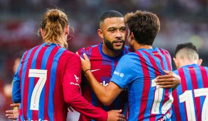 Berkat Potong Gaji Pique, Barcelona Bisa Daftarkan Depay, Garcia & Manaj ke La Liga