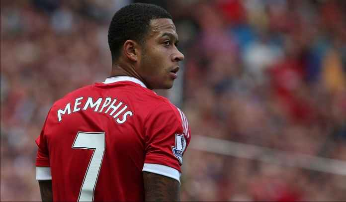 Memphis Depay Buka Suara Soal Kegagalannya Selama di Manchester United