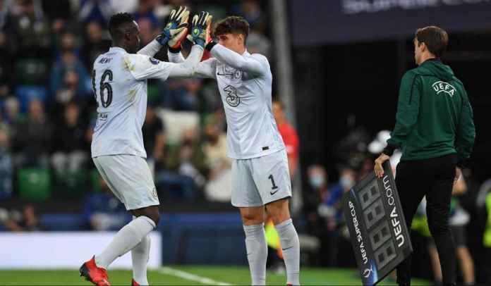 Edouard Mendy Senang Saja Digantikan Kepa Arrizabalaga Untuk Babak Adu Penalti