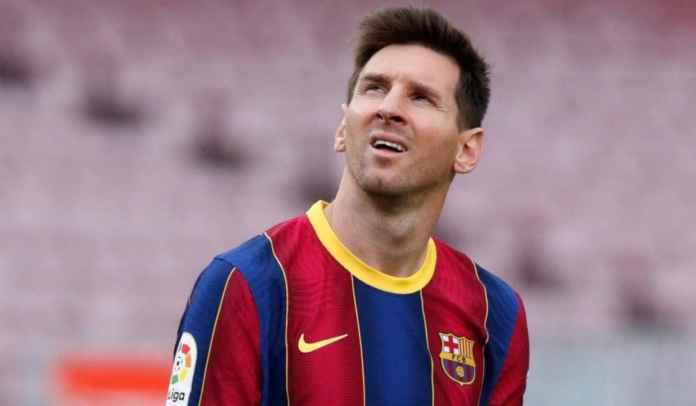 Manchester United Masuk Dalam Perburuan Tanda Tangan Lionel Messi