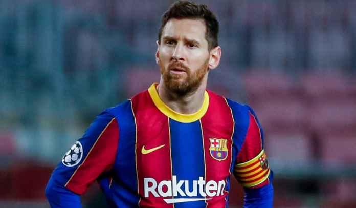 Mumpung Gratis, Man Utd Nekat Ingin Serobot Transfer Lionel Messi ke PSG