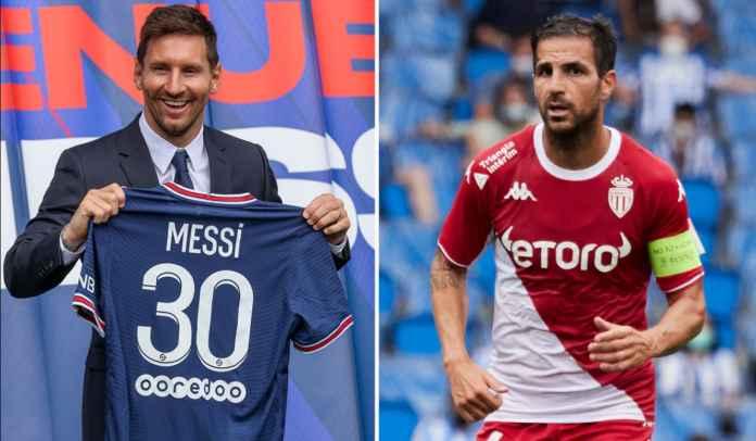 Peringatkan Lionel Messi, Cesc Fabregas : Kualitas Ligue 1 Nggak Remeh, Lho!