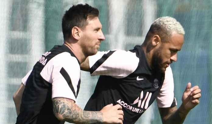 Lionel Messi Batal Debut Pekan Ini, Dikeluarkan dari Skuad PSG Kontra Brest