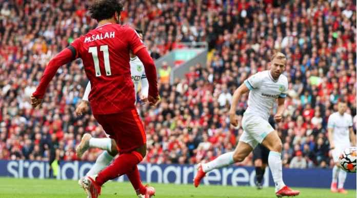 Hasil Liverpool vs Burnley, Diwarnai Dua Gol Dianulir, The Reds Seharusnya Menang 3 atau 4 Gol