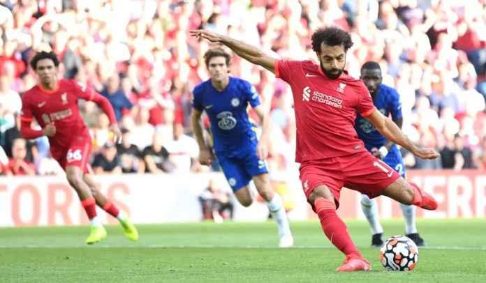 Mohamed Salah Catat Rekor Akurasi Penalti, Edouard Mendy Banggakan Jumlah Penyelamatan