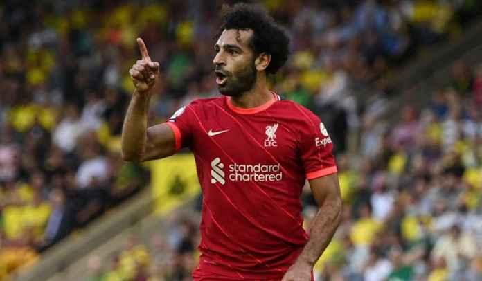 Liverpool Tolak Lepas Mohamed Salah ke Timnas Mesir Untuk Kualifikasi Piala Dunia