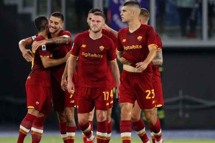 Mourinho Puas Roma Sukses Lumat Fiorentina