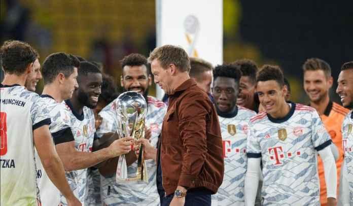 Julian Nagelsmann Sebut Kemenangan Piala Super Bayern Munchen Milik Hansi Flick