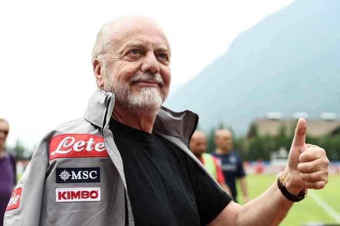 Napoli Isyaratkan Tak Sibuk di Bursa Transfer