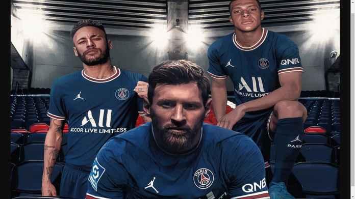 Manchester City Kebagian Mimpi Buruk Kebagian Bertemu Messi, Neymar dan Mbappe