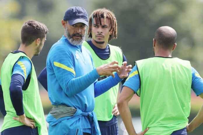 Nuno Espirito Santo Komentari Transfer Spurs