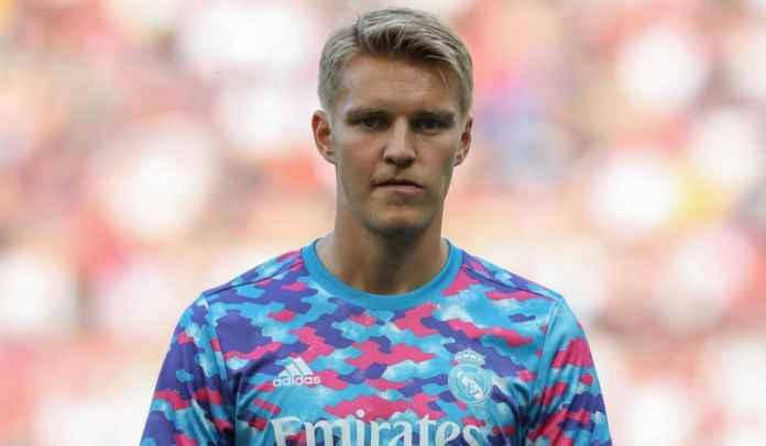 Real Madrid Siap Turunkan Harga Martin Odegaard, Tapi Minta Ini ke Arsenal