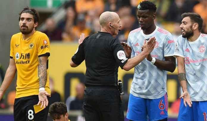Bantah Lakukan Tekel Berbahaya Pada Ruben Neves, Paul Pogba : Saya Tidak Menyentuhnya!