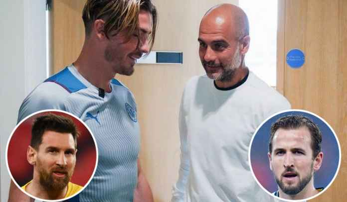 Pep Guardiola Bicarakan Potensi Transfer Lionel Messi & Harry Kane ke Man City