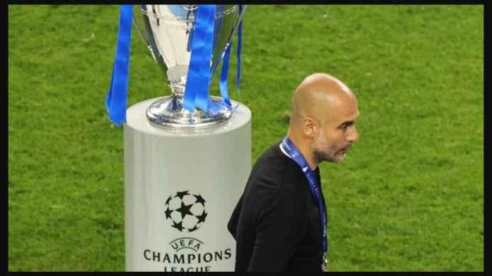 Kesempatan Terakhir Guardiola Merebut Trofi Liga Champions Dihadang PSG, Leipzig dan Club Brugge