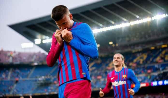 Gerard Pique Sebut Empat Kapten Barcelona Bakal Terima Pemotongan Gaji