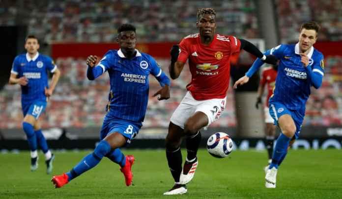 Manchester United Disarankan Jual Paul Pogba & Dapatkan Gelandang Brighton Ini