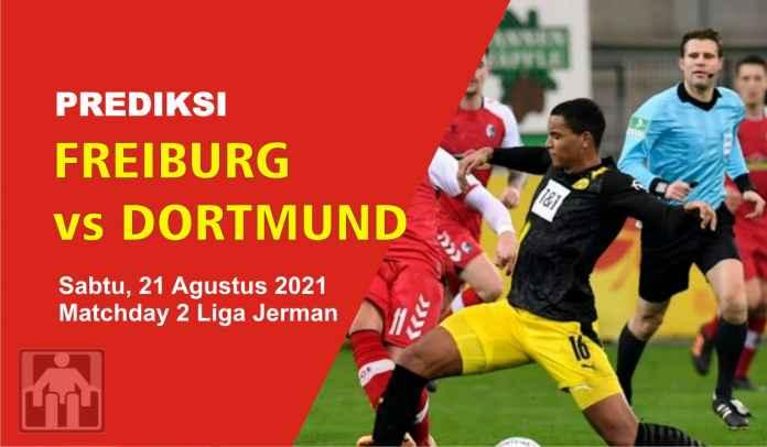 Prediksi Freiburg vs Borussia Dortmund, Pekan Kedua Liga Jerman, Sabtu 21 Agustus 2021