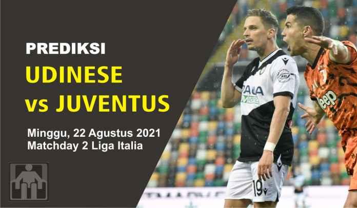 Prediksi Udinese vs Juventus, Pekan Pertama Liga Italia, Minggu 22 Agustus 2021
