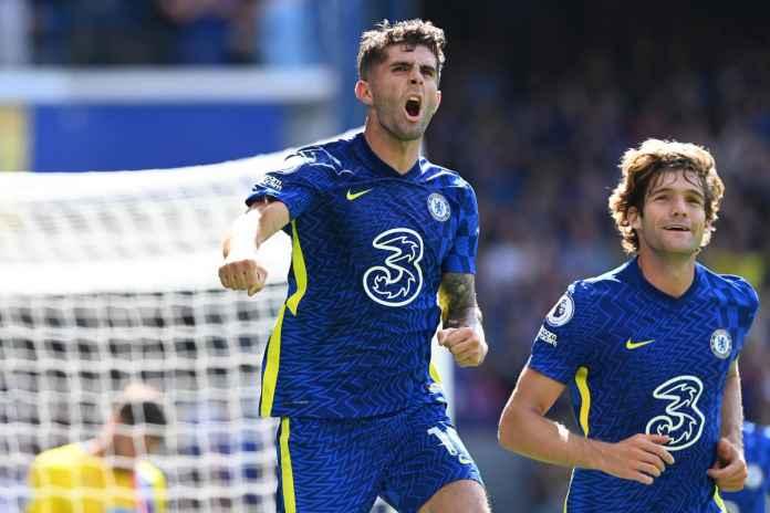 Pulisic Komentari Laga Pertama The Blues di Liga Inggris