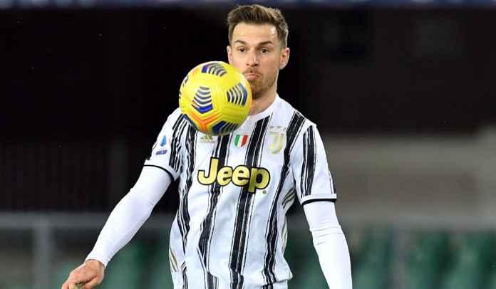 Sepi Peminat, Juventus Terpaksa Pertahankan Aaron Ramsey di Musim Ini