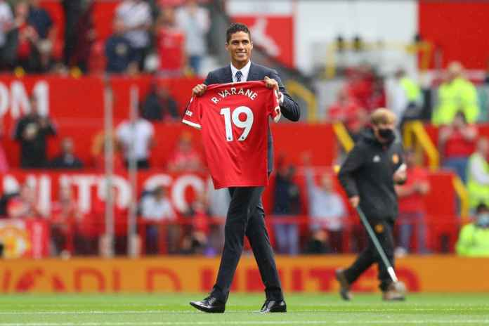 Raphael Varane Masih Diragukan Buat Manchester United