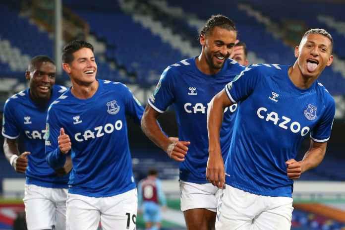Richarlison Akan Perkuat Everton Hadapi Southampton