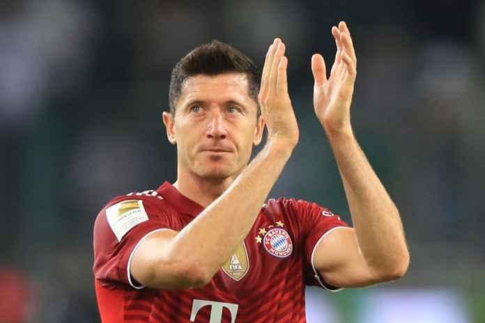 Robert Lewandowski Ingin Tinggalkan Allianz Arena