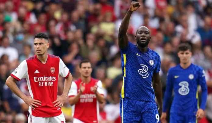 Usai Cetak Gol Tadi Malam, Romelu Lukaku Tegaskan Tak Bakal Sudi Gabung Arsenal