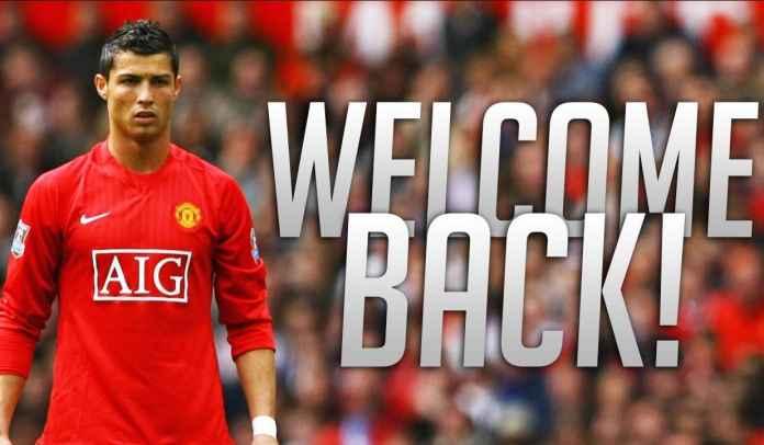 RESMI! Man Utd Umumkan Kepulangan Cristiano Ronaldo, Jagad Sepak Bola Langsung Heboh!